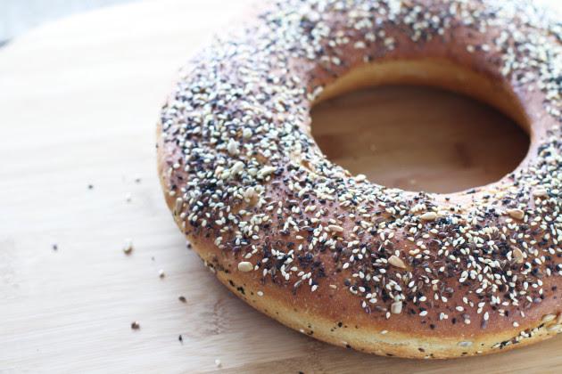 Flax Seed Bread Photo