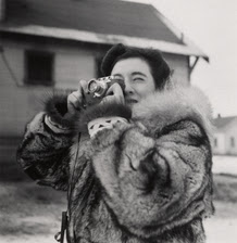 Ruth Gruber, Alaska, 1941-43