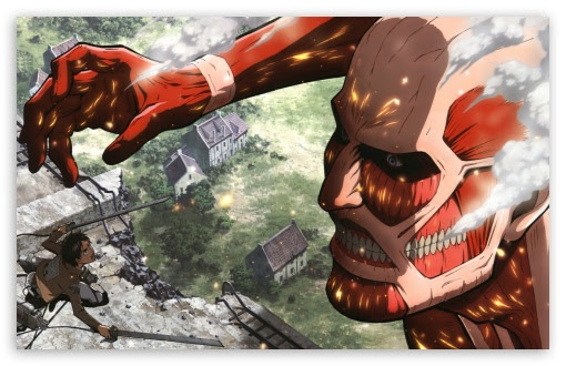 Attack On Titan Ultra Hd Desktop Background Wallpaper For 4k Uhd Tv Widescreen Ultrawide Desktop Laptop Tablet Smartphone