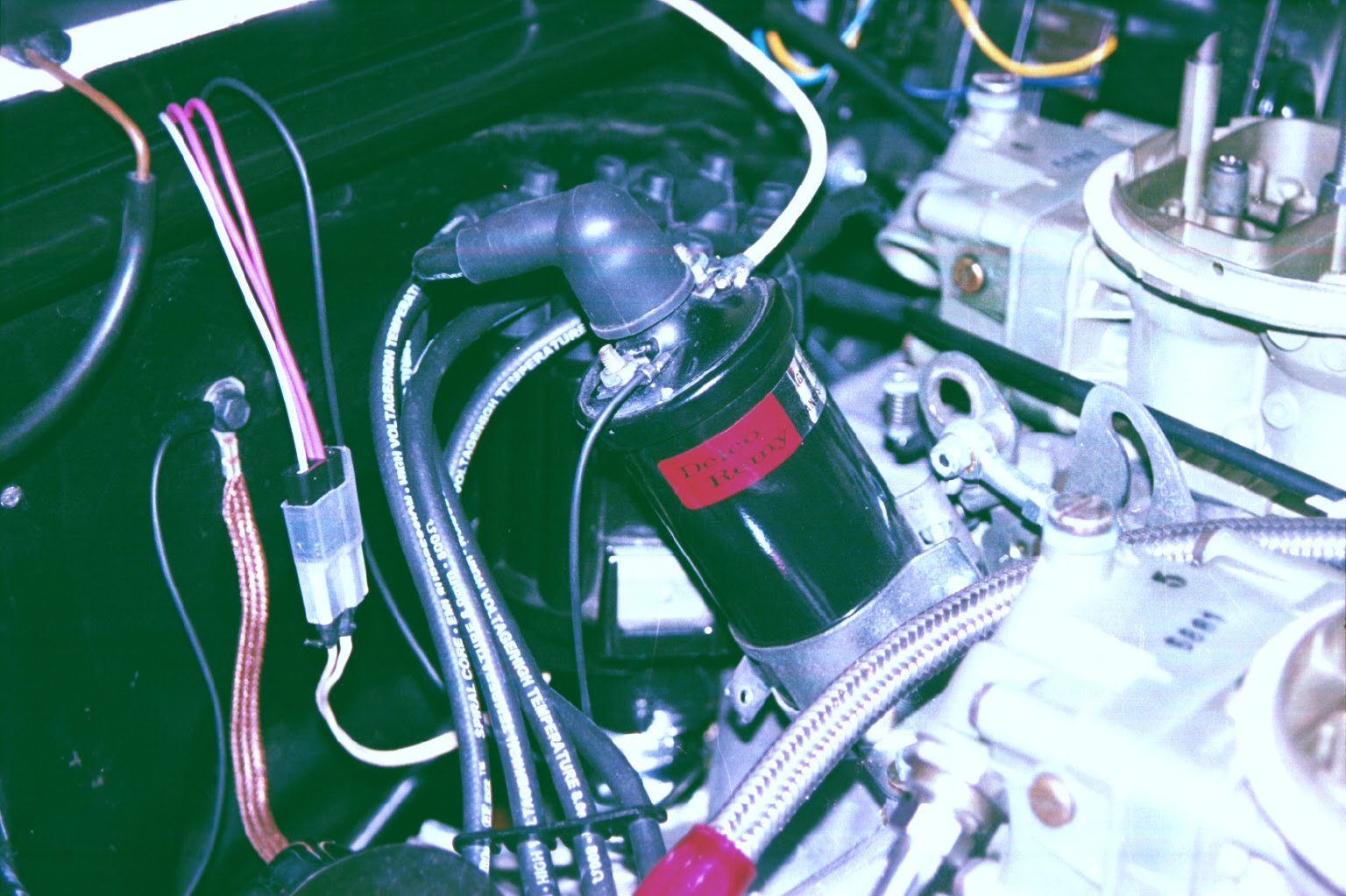Camaro Transistor Ignition Systems