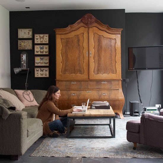 Living room | Take a tour around raw materials home in Amsterdam | House tour | Livingetc | PHOTO GALLERY