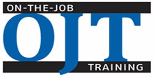 on the job training OJT
