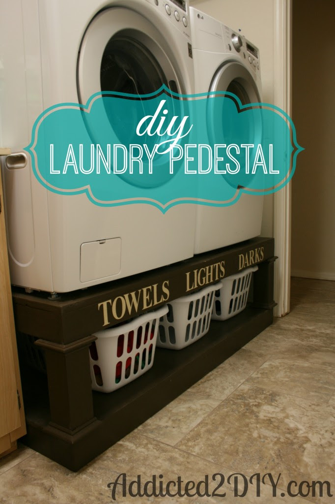 Laundry Pedestal Pin