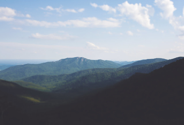 blue ridge tilt shift