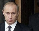 Putin: Blue is the colour
