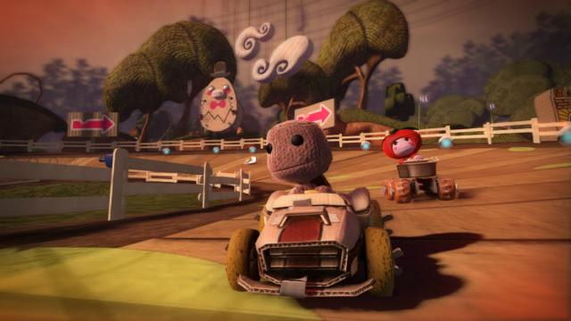 little big planet karting review gaming blog uk