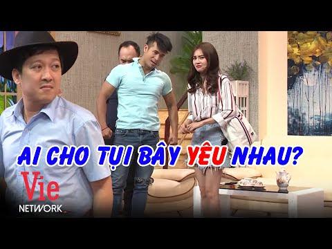 Trường Giang tức giận khi phát hiện Lan Ngọc & Trương Thế Vinh yêu nhau Trường Giang Best Collection