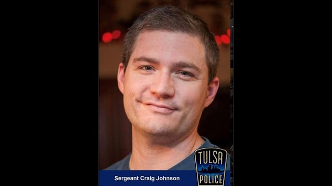 TREND ESSENCE: Tulsa officer shot during traffic stop has died, police announce