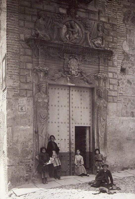 Colegio de Infantes a comienzos del siglo XX
