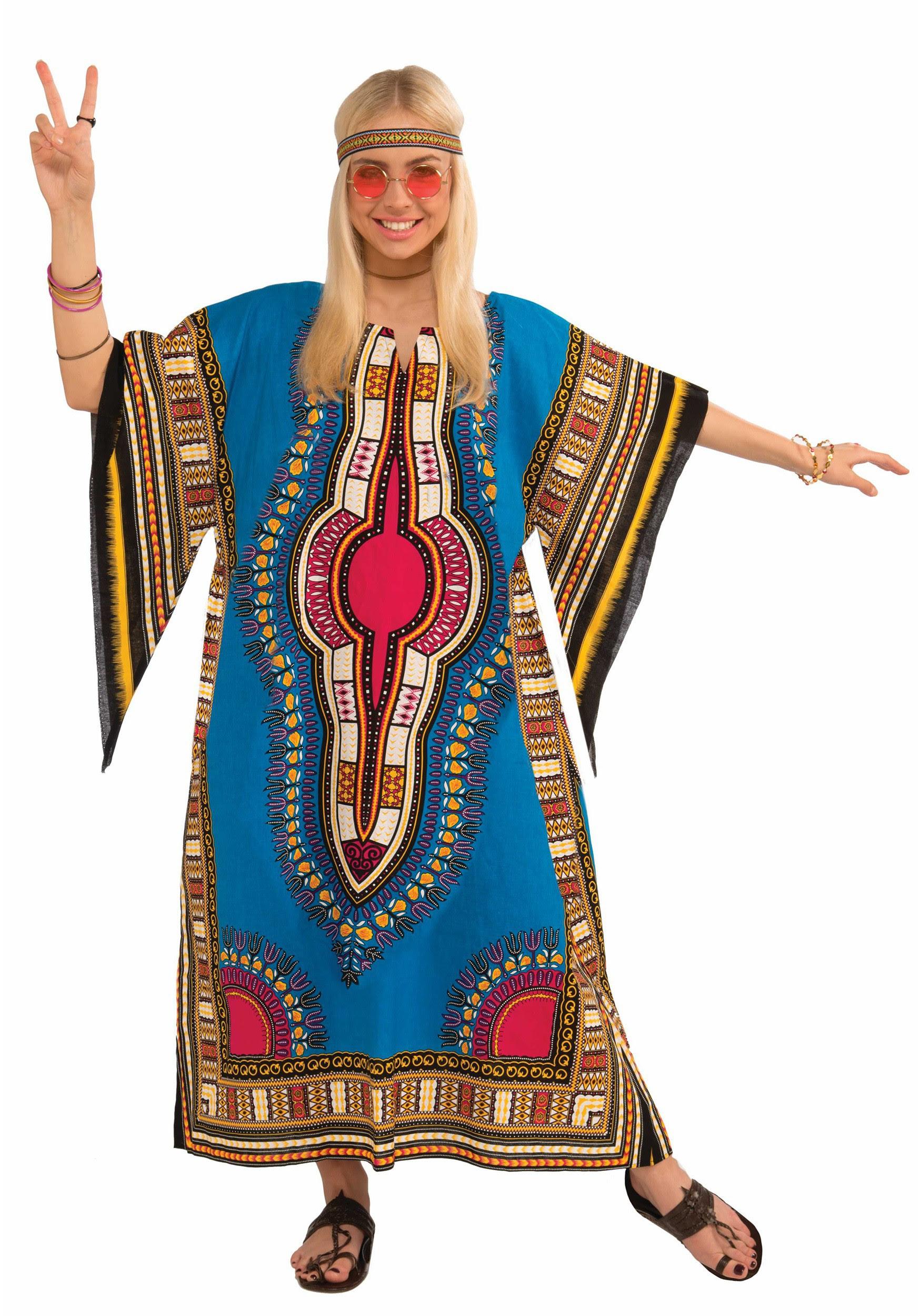 Womens dashiki dress