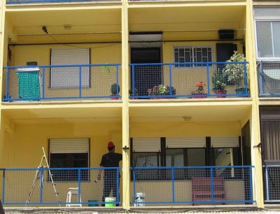 As rendas nos bairros sociais sofrem aumentos que vão até aos 1400%.