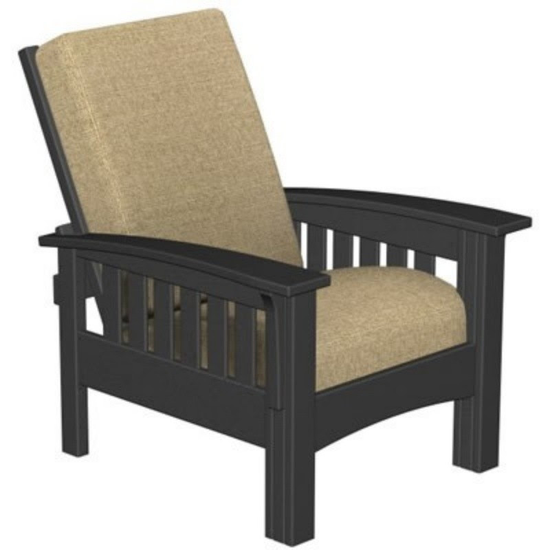 Discount Furniture Online Shopping: Patio Dining Chairsdejavu Clear Plastic Patio Chair Black