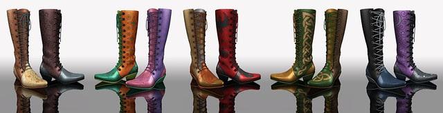amargosa boots