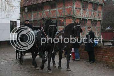 Kapervognen i Den Gamle By