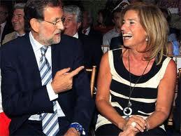 Botella se ríe de las ocurrencias de Rajoy/EFE