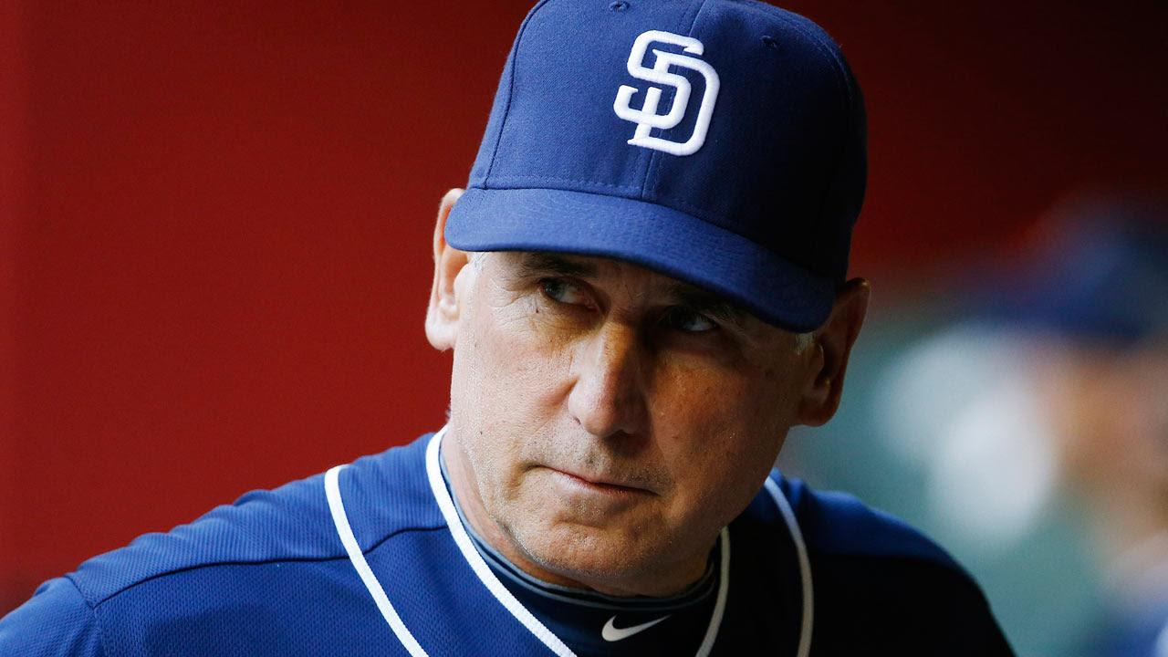 Los Padres de San Diego despiden al manager Bud Black