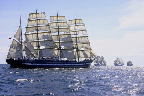 Tall Ships Star Spangled Summer in Baltimore