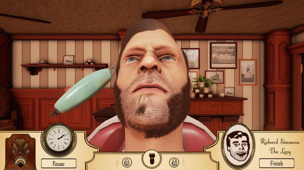 The Barber Shop Rasur Simulator Zum Kostenlosen Download