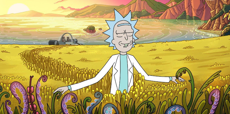 Rick And Morty Season 4 Wallpaper