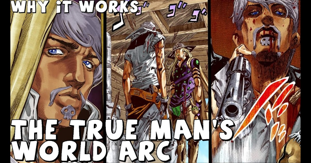 tips best game: Why The True Man's World Arc Works