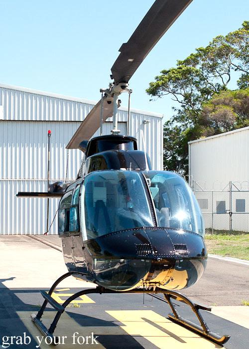 Bondi Helicopter at Mascot