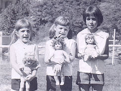What do studies say about how how birth order shapes us? Middle  child Rita Braver wants to know.
