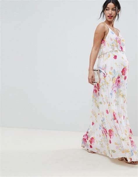 Wedding Guest Style: Maternity Dresses You Can Shop Right