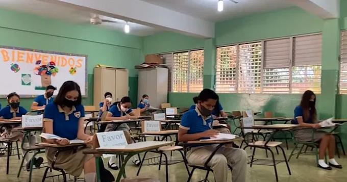DIRIGENTE DEL PLD DICE FALTAN CONDICIONES PARA INICIO DE CLASES SEMIPRESENCIALES