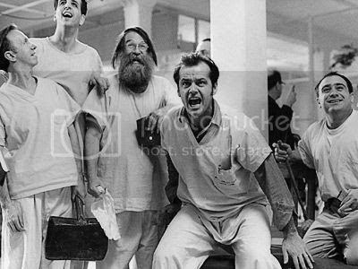 ONE FLEW OVER THE CUCKOO'S NEST [1975] Image