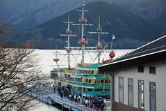 觀光海賊船