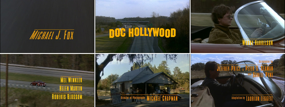 Saul Bass Doc Hollywood 1991 title sequence