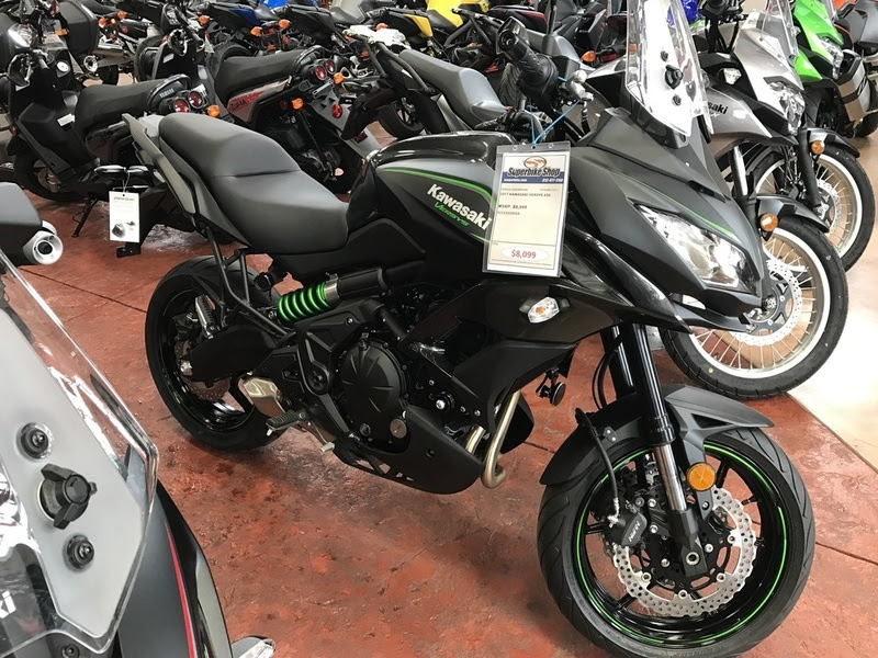 Kawasaki Versys Motorcycles For Sale In Indiana