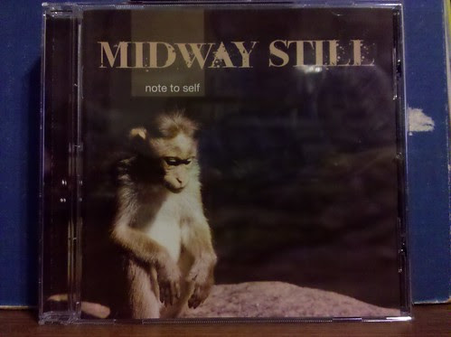 Midway Still - Note To Self CD