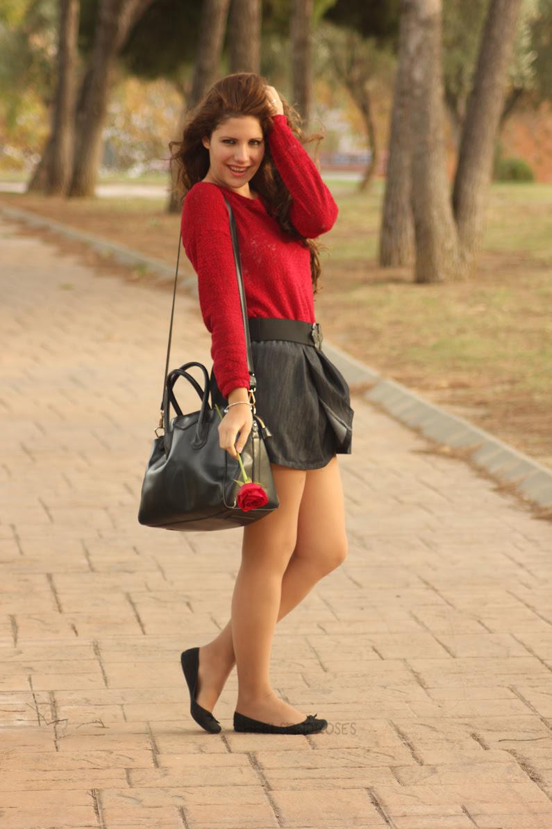 HeelsandRoses-jersey-burgundy-con-falda-vaquera-(5)