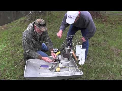 Looking for Homemade rc airboat plans | dab