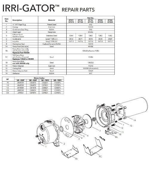 Wiring Diagram  30 Goulds Jet Pump Diagram