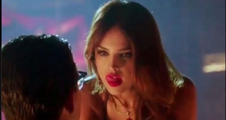 The sensual dance of Eiza Gonzalez in the From Dusk Till Dawn serie - Videos - Metatube