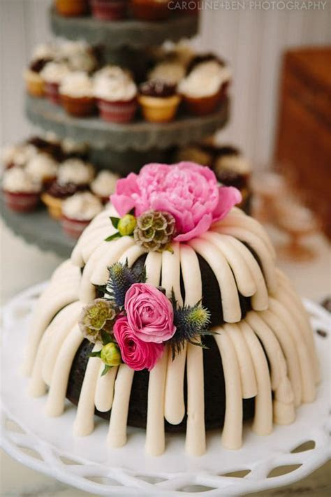48 best images about Bundt Cakes Wedding Cake on Pinterest