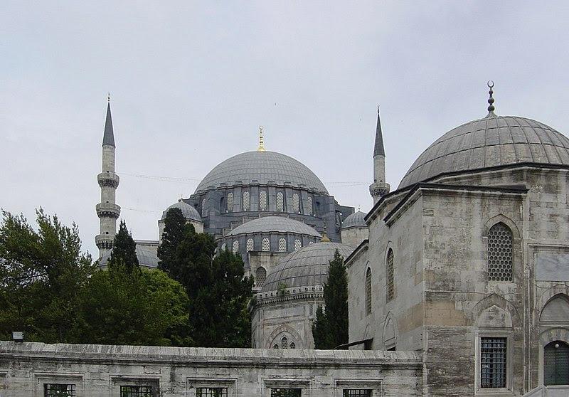 ملف:Istanbul - Süleymaniye camii - Foto G. Dall'Orto 26-5-2006 - 00.jpg