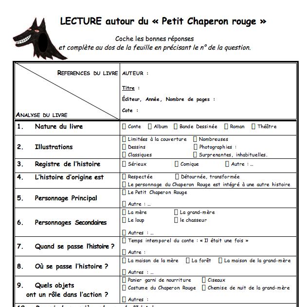 Exemple Dune Fiche De Lecture Universitaire - Exemple de ...