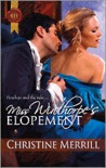 Miss Winthorpe's Elopement (Harlequin Historical Series)