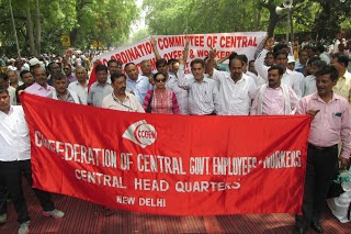 Modification in 7th Pay Commission report needed – Massive Rally and March to Parliament