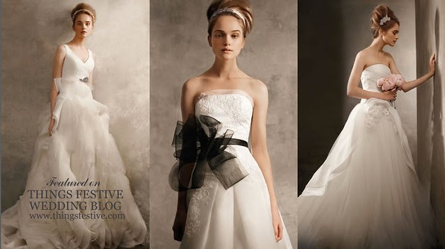 Vera Wang For David's Bridal - The Wait Is Over