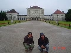 Nymphenburg Castle, Munich, Germany