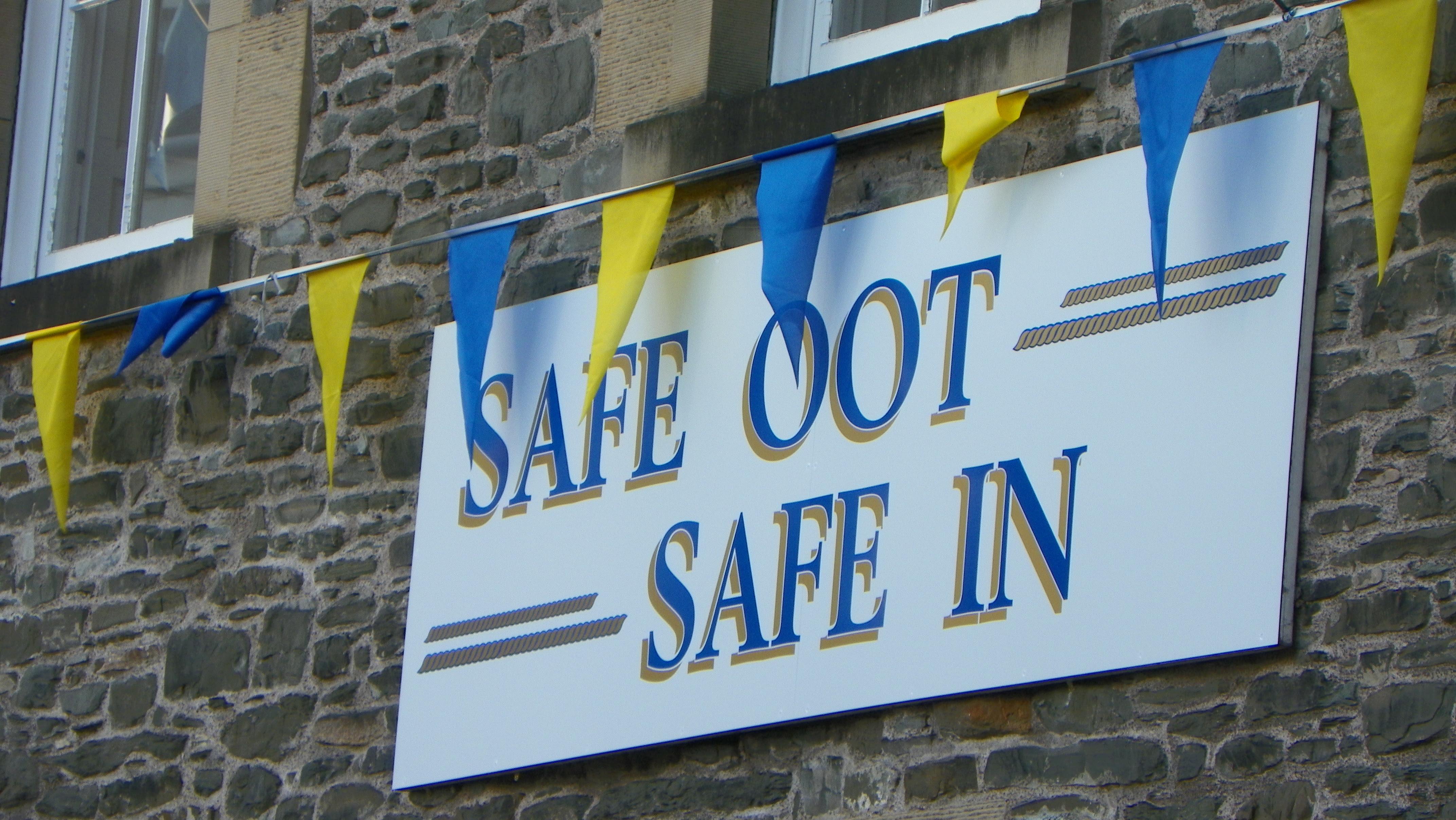 Safe Oot Safe In