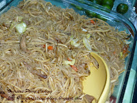 Pansit Guisado Mixed