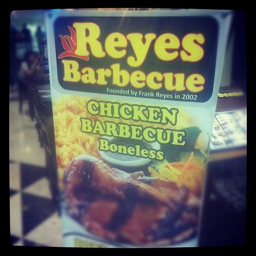 Reyes bbq