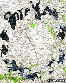 Bodmin Moor Terrestrial Zodiac