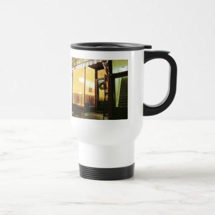 Bridge Street Café – Magic in the Night Coffee Mug