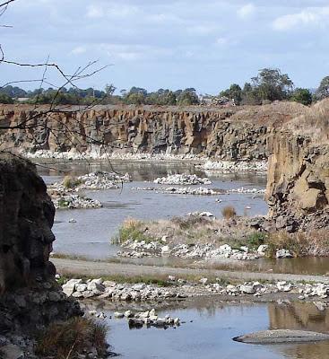 Ondit quarry